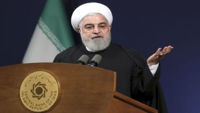امریکی سازشوں کے سامنے ایرانی قوم مزید مضبوط ہوئی ہے۔ روحانی