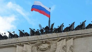 روس کا حشد شعبی پر امریکی ہوائی حملے پر شدید رد عمل