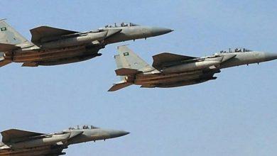 یمن کے صوبہ صنعا کے مشرقی علاقوں میں سعودی فضائی حملے