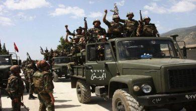 شامی فوج کی پیشقدمی جاری، جوباس اور مردیخ دیہات آزاد