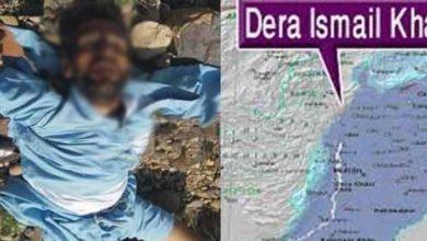 ڈی آئی خان، پولیس مقابلے میں مطلوب دہشتگرد ہلاک، اسلحہ برآمد