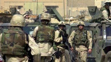 عراق: دہشت گرد امریکی فوجیوں پر حشد الشعبی کا خوف طاری
