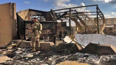 ایرانی میزائل حملے میں 11 امریکی فوجی زخمی ہوئے۔ واشنگٹن