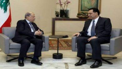 لبنان کے وزیراعظم حسان دیاب نے نئی کابینہ کی تشکیل دے دی۔