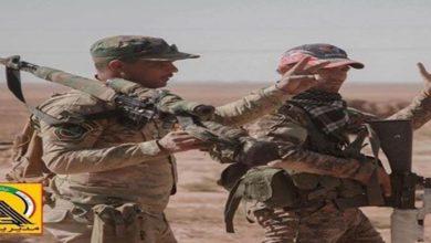 عراق: حشد الشعبی کی کارروائی میں داعش کا اہم کمانڈر ہلاک