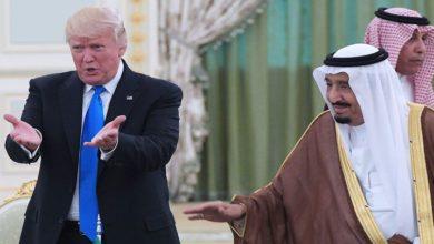 آل سعود حکومت کا ٹرمپ کے صدی معاملے کی حمایت کا اعلان