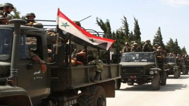 شامی افواج نے النصرہ فرنٹ کا اہم ٹھکانہ محاصرے میں لے لیا