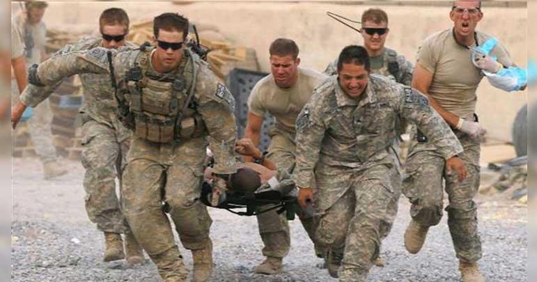 عین الاسد حملہ، زخمی امریکی فوجیوں کی تعداد110 تک پہنچ گئی