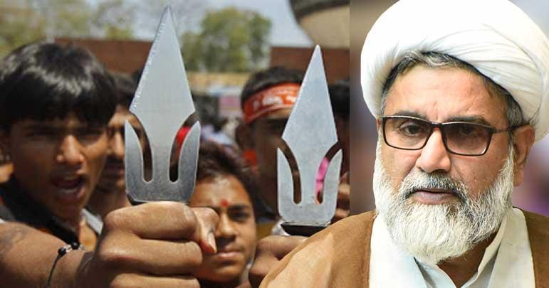 بھارت ایک دہشت گرد ریاست ہے جہاں گولی اور لاٹھی کا راج ہے
