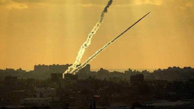 غزہ سے آتشی غبارے پھینکنے اور میزائل حملے کا اسرائیلی دعویٰ