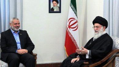 اسماعیل ہنیہ کا رہبر انقلاب اسلامی کے نام مبارکباد کا پیغام