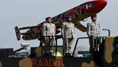 پاکستان نے کروز میزائل 'رعد 2' کا کامیاب تجربہ کرلیا