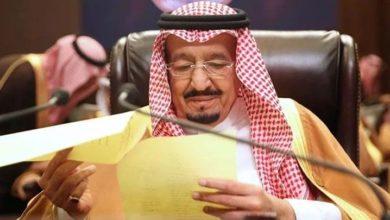 ''صدی کی ڈیل'' کے لئے سعودی فرمارواشاہ سلمان کی حمایت