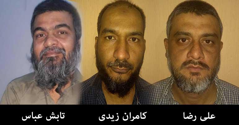 کراچی سے لاپتہ ہونے والے مزید تین شیعہ عزادار بازیاب ہوگئے