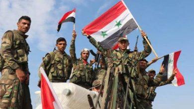 شامی فوج کی فوجی کارروائیاں جاری، صوبے حلب کے مزید علاقے آزاد