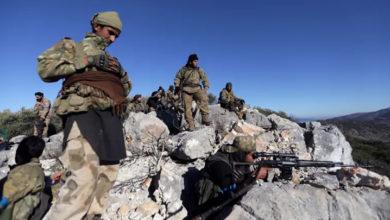 شامی فوج کا ترکی کو دہشت گردوں کی پشت پناہی پر سخت انتباہ