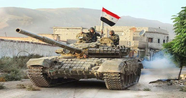 شامی فوج کی پیشقدمی، مزید 16 گاؤں آزاد کرا لئے