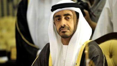 متحدہ عرب امارات نے سینچری ڈیل کی حمایت میں نئی منطق پیش کر دی