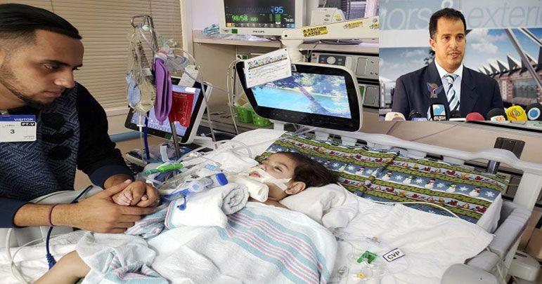 یمنی مریض علاج معالجے کیلئے سعودی محاصرہ ختم ہونے کے انتظار میں