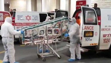 کورونا اسرائیل میں پھیل گیا ، 3 دن میں 1500 اسرائیلی بیمار