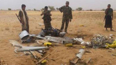 انصار اللہ کے مجاہدین نے سعودی عرب کا جاسوس ڈرون تباہ کردیا