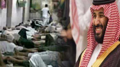 محمدبن سلمان کے حکم پر سعودی عرب میں ہزاروں پاکستانی گرفتار