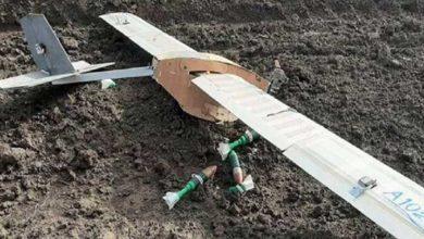 شامی فوج نےدہشتگردوں کےحملہ آور ڈرونز تباہ کردیئے