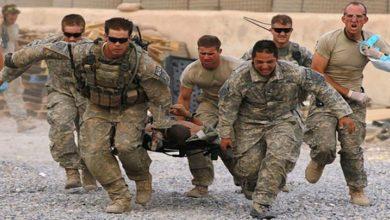 افغانستان: شہر شیرزاد میں آٹھ امریکی فوجی واصل جہنم