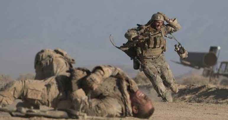 ٹریننگ کے دوران داعشی دہشتگرد کی فائرنگ ،2 امریکی فوجی ہلاک