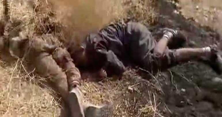 افغانستان میں 6 داعشی دہشتگرد ہلاک
