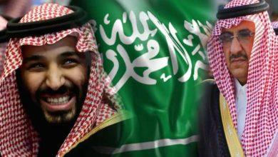 سعودی عرب میں بادشاہت کی جنگ