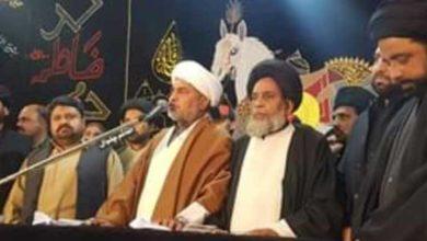 ختم نبوت پر سمجھوتہ نامنظور، شیعہ اوقاف کے مسائل حل کیے جائیں