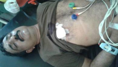 کورونا کے مریض تبلیغی جماعت کے عبد الرحمٰن کاایس ایچ او پر قاتلانہ حملہ