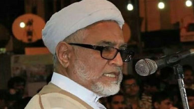 سندھ پولیس بے لگام، حکومتی احکامات ماننے پر علامہ مرزا یوسف پر ایف آئی آر درج کرلی