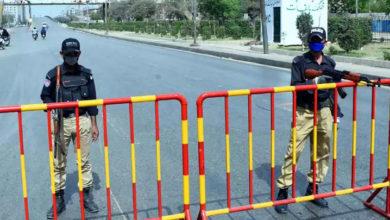 سندھ حکومت کا جمعہ کو 12 تا 3 بجے دن مکمل لاک ڈاؤن کا فیصلہ