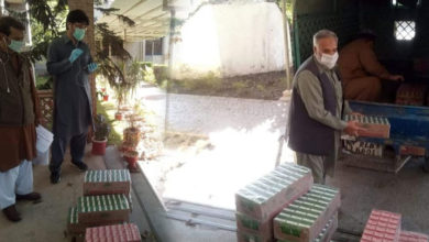 علامہ ساجد نقوی کی ہدایت پر جے ایس او کی امدادی سرگرمیاں جاری