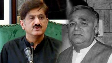 میرے بہنوئی سید مہدی شاہ کوروناسے جنگ جیت چکے تھے، وزیر اعلی سندھ