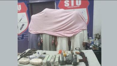 سندھ پولیس کی کاروائی، 4 خطرناک تکفیری وہابی دہشتگرد گرفتار