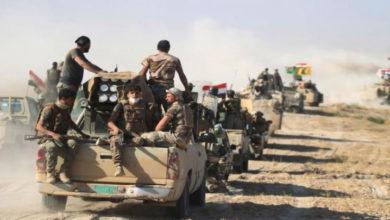 حشدالشعبی نے صوبہ دیالہ میں دہشتگردوں کے خلاف آپریشن کا آغاز کردیا