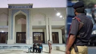 اندھیرنگری چوپٹ راج، حیدری امام بارگاہ کے 5 ٹرسٹیز جھوٹے مقدمے میں گرفتار