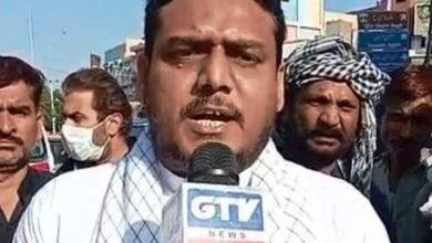 عزاداروں کی گرفتاری سے سندھ حکومت کا چہرہ کھل کر سامنے آگیا