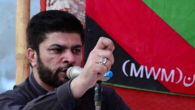 جلوس پر پابندی، سندھ حکومت شیعان حیدر کرارؑ کے جذبات سے کھیلنے کی کوشش نہ کرے