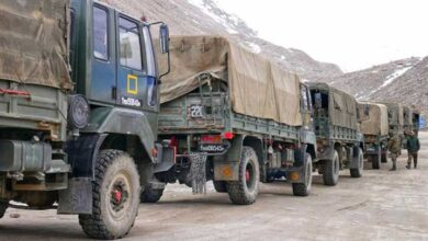 بھارتی بہادر ڈھیر ہوگئے، چین کا لداخ کے اندر گھس کر بھارتی افواج پر حملہ