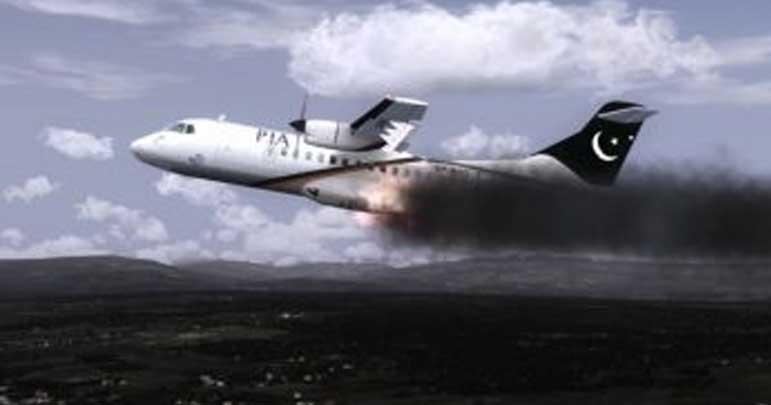 پی آئی اے نے حادثے کا شکار طیارے کے مسافروں کی فہرست جاری کردی