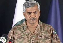 کراچی طیارہ حادثہ، 97 لاشیں نکالیں 2 مسافر محفوظ رہے،ڈی جی آئی پی آر