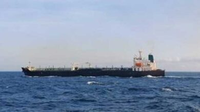 ایران کاتیسرا بحری آئل ٹینکر بھی وینزویلا کی حدود میں داخل ہوگیا