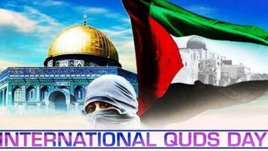 جمعۃ الوداع یوم القدس، مظلوموں کا دن