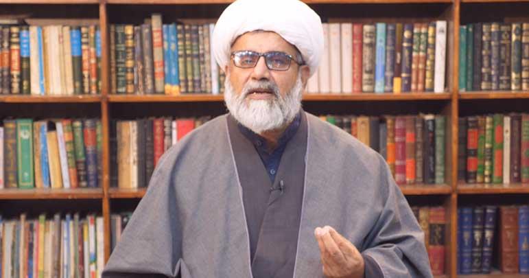 31 ویں برسی امام خمینی ؒ پر علامہ راجہ ناصر عباس جعفری کا پیغام