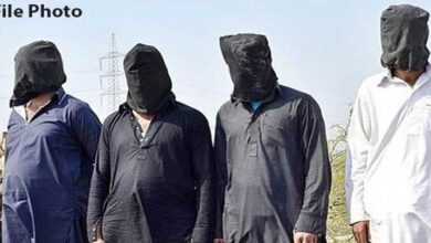 پشاور پولیس نے دہشتگردی کا بڑا منصوبہ ناکام بنادیا، داعش کے دہشتگرد گرفتار