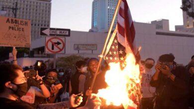 امریکا میں حکومت مخالف مظاہرے شدت اختیار کرگئے، کرفیو نافذ